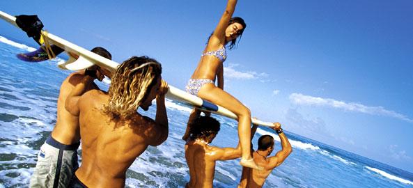 Windsurfing i kite Izrael
